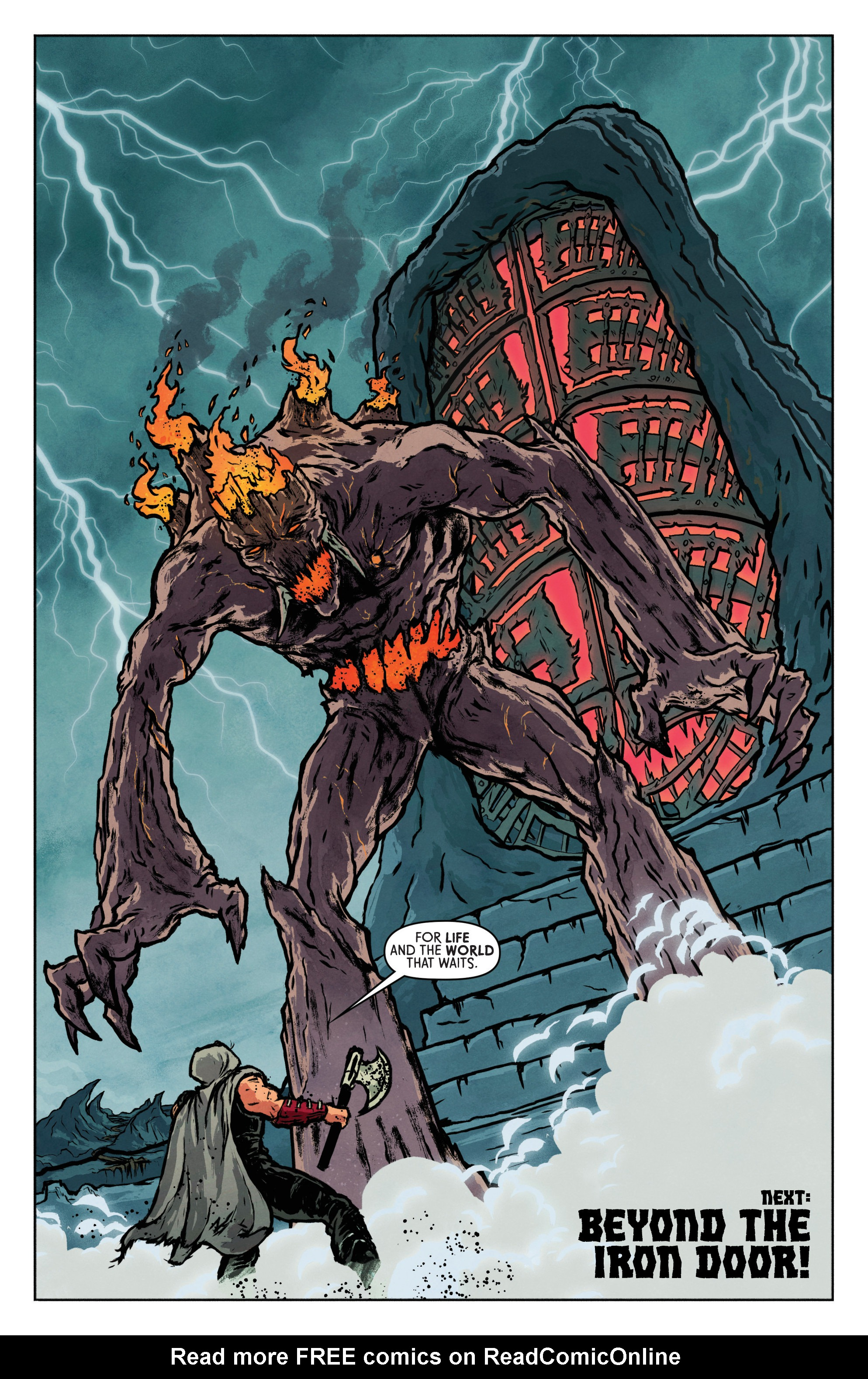 Read online Wrath of the Eternal Warrior comic -  Issue #3 - 23