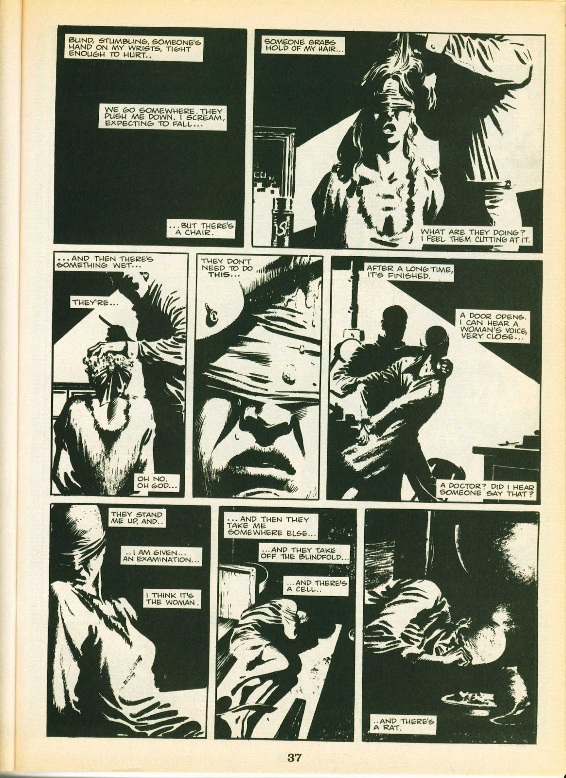 Warrior Issue #24 #25 - English 37