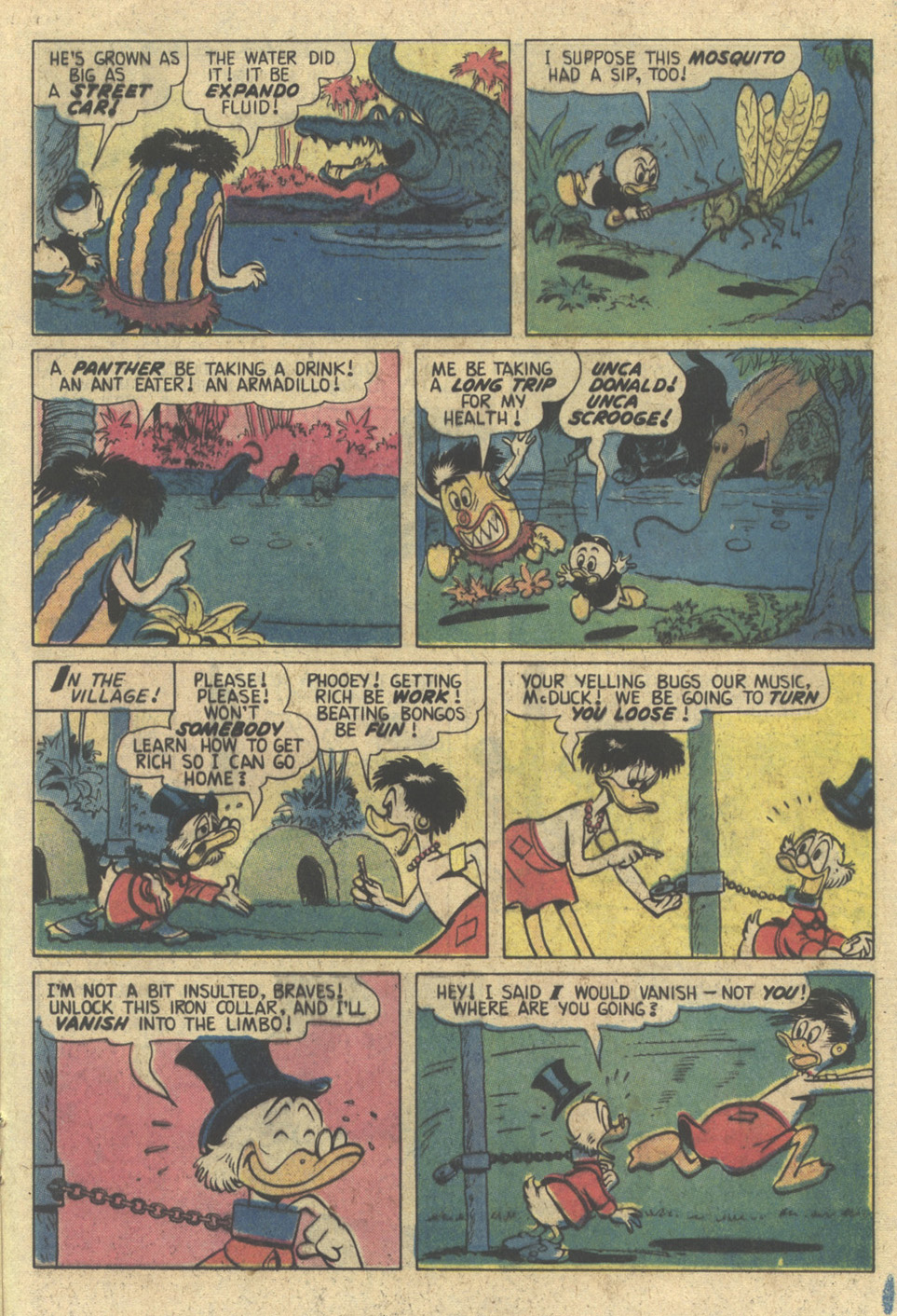 Read online Uncle Scrooge (1953) comic -  Issue #176 - 21