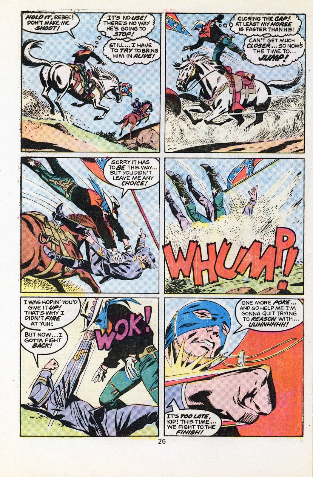 The Outlaw Kid (1970) issue 30 - Page 28