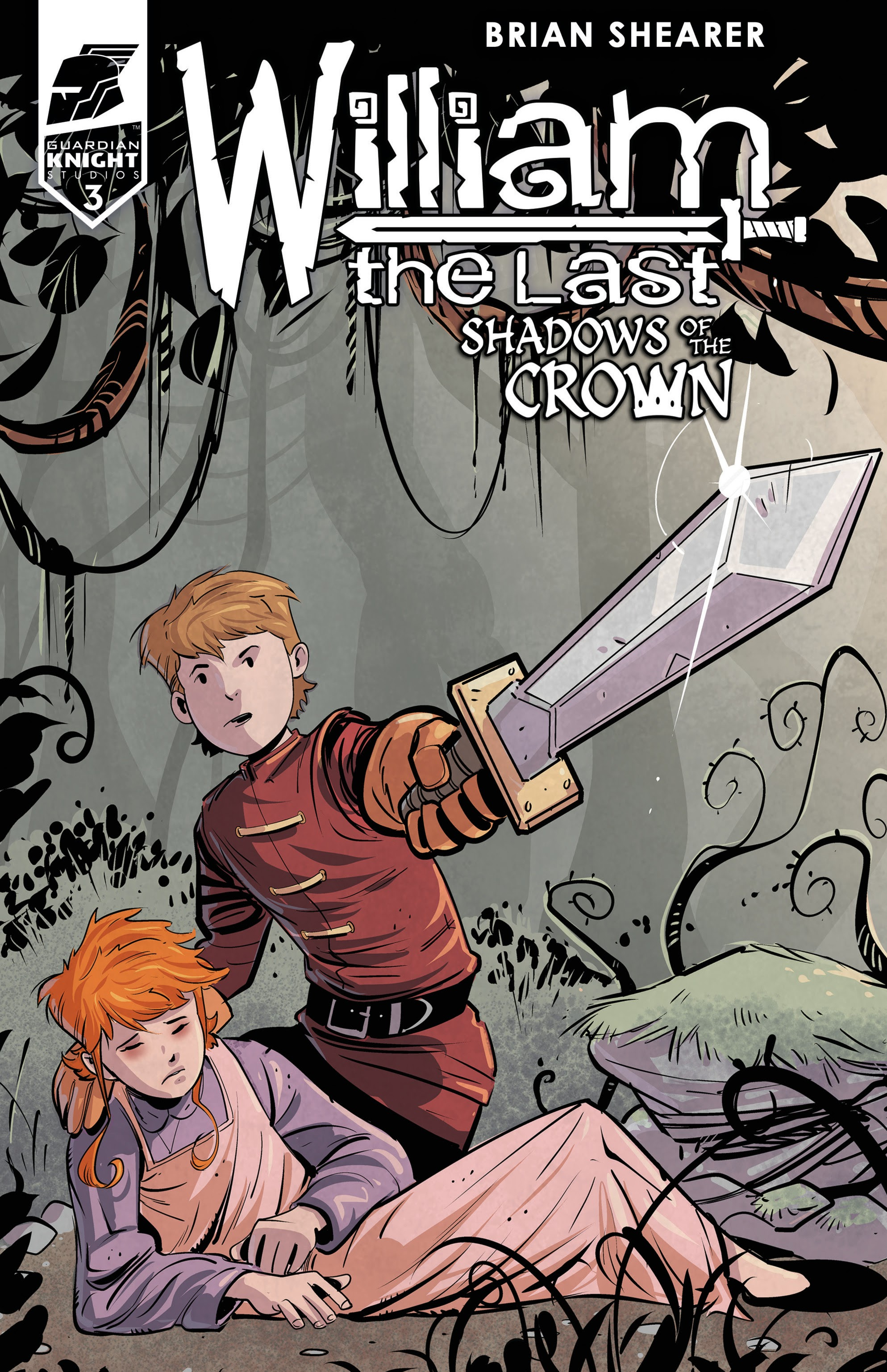 William the Last: Shadows of the Crown 3 Page 1