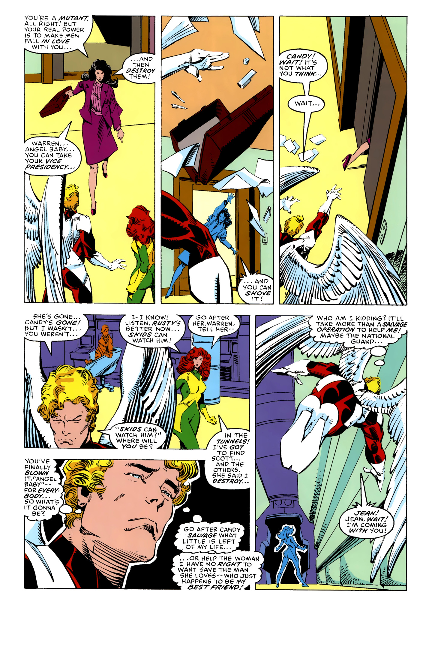 Read online X-Factor (1986) comic -  Issue #10 - 17