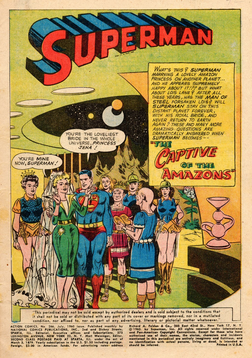 Read online Action Comics (1938) comic -  Issue #266 - 3