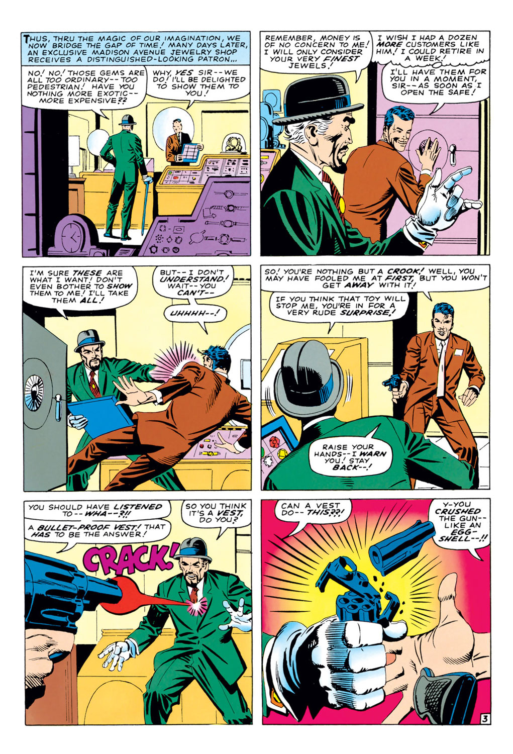 The Amazing Spider-Man (1963) 35 Page 3