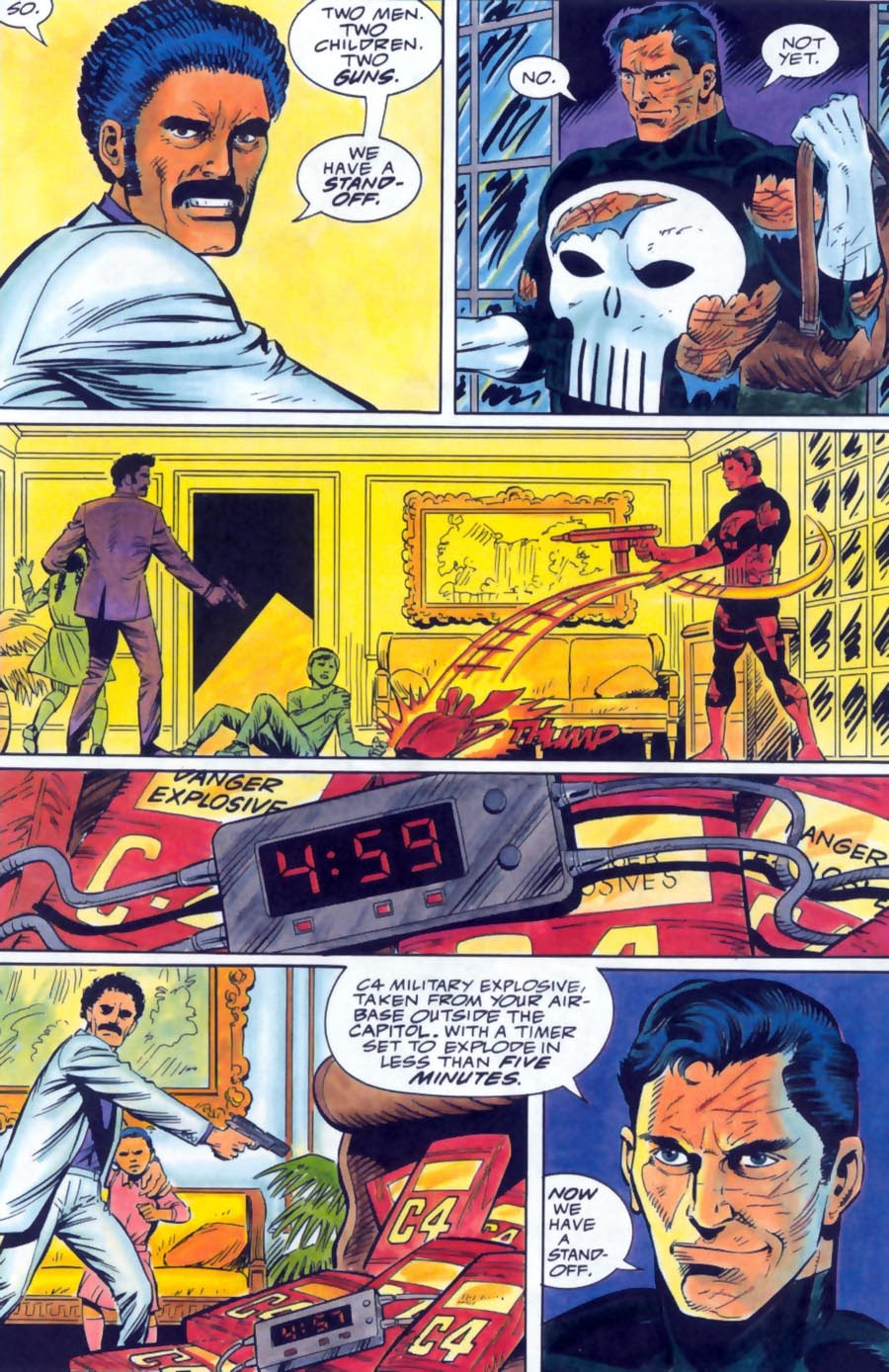 Read online Punisher Bloodlines comic -  Issue # Full - 52