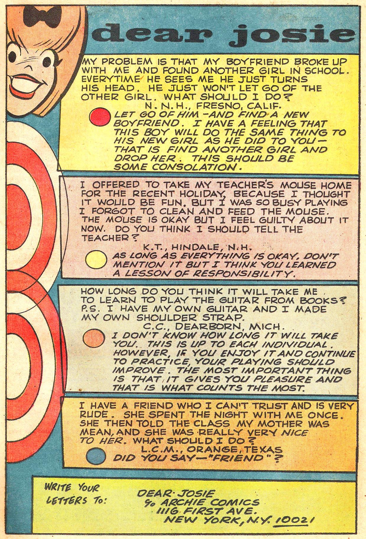 Read online She's Josie comic -  Issue #77 - 11