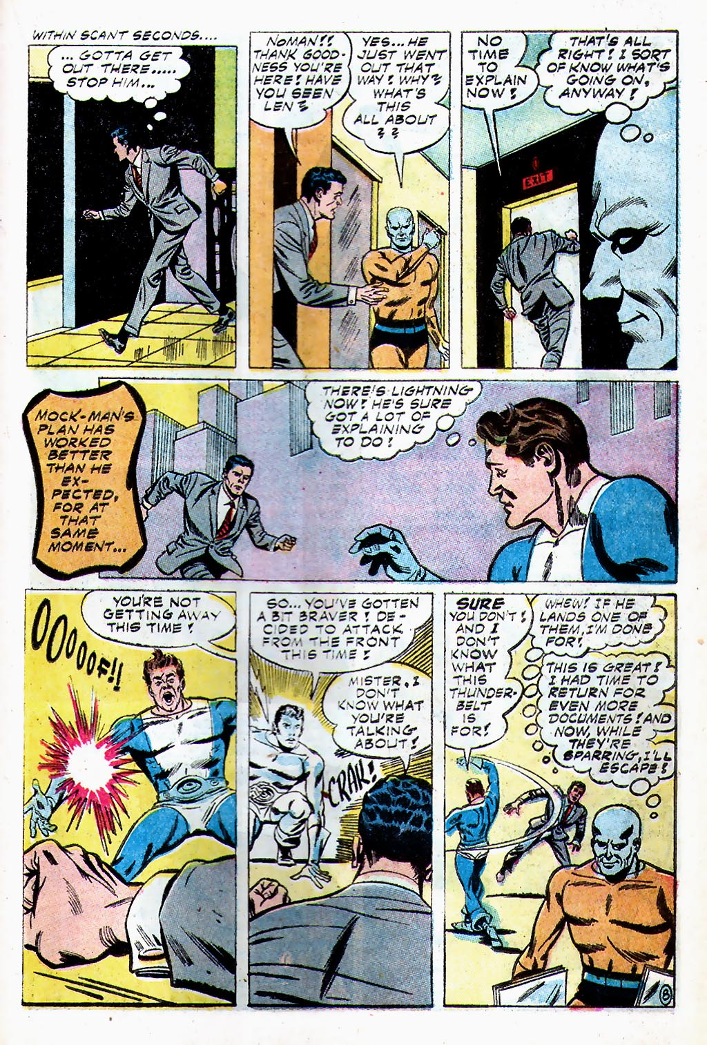 T.H.U.N.D.E.R. Agents (1965) issue 13 - Page 30