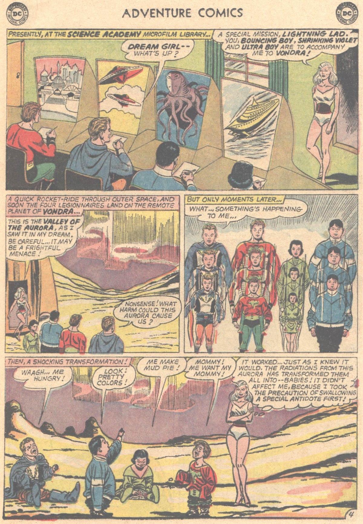 Read online Adventure Comics (1938) comic -  Issue #317 - 17