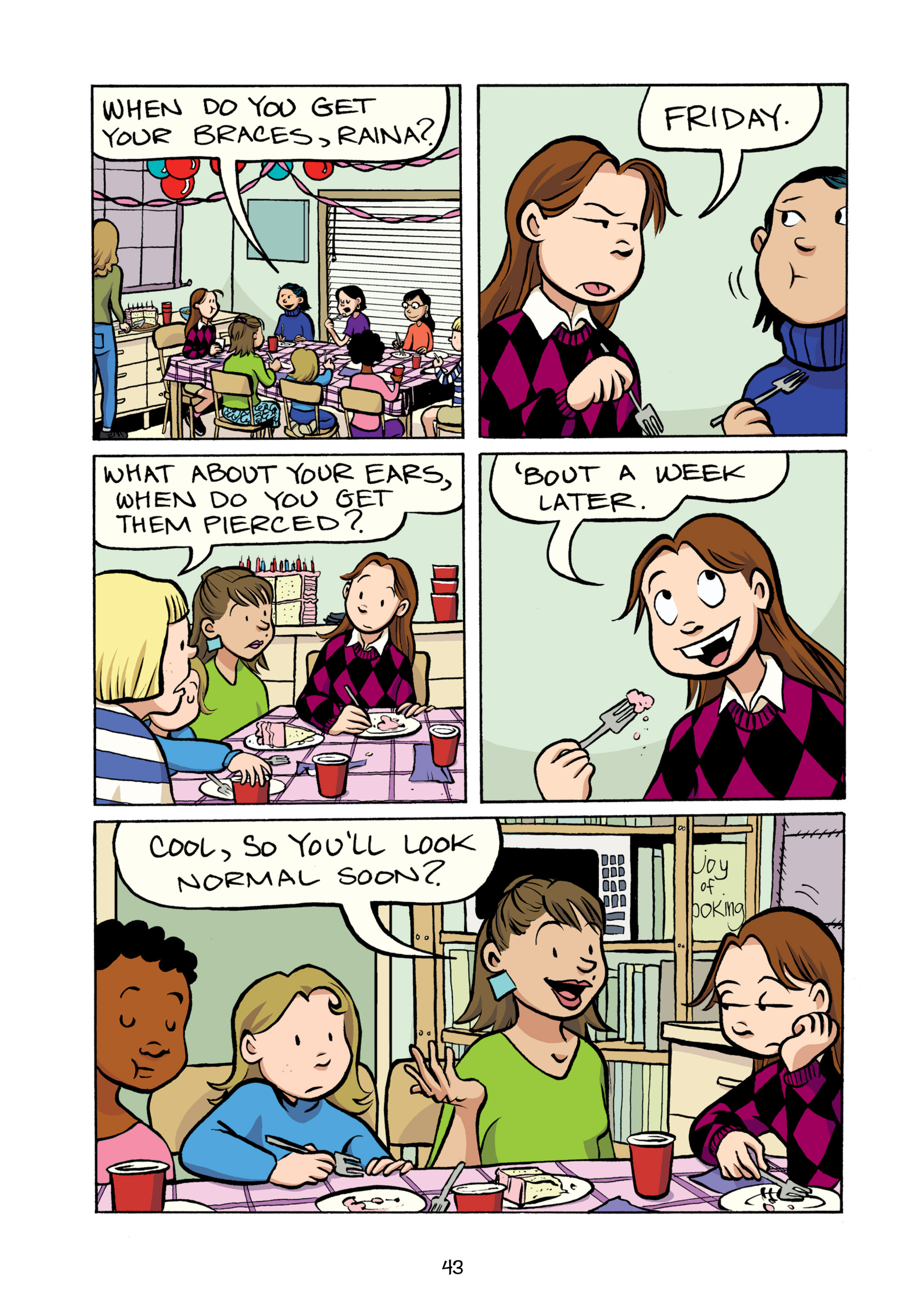 Read online Smile comic -  Issue # TPB - 49