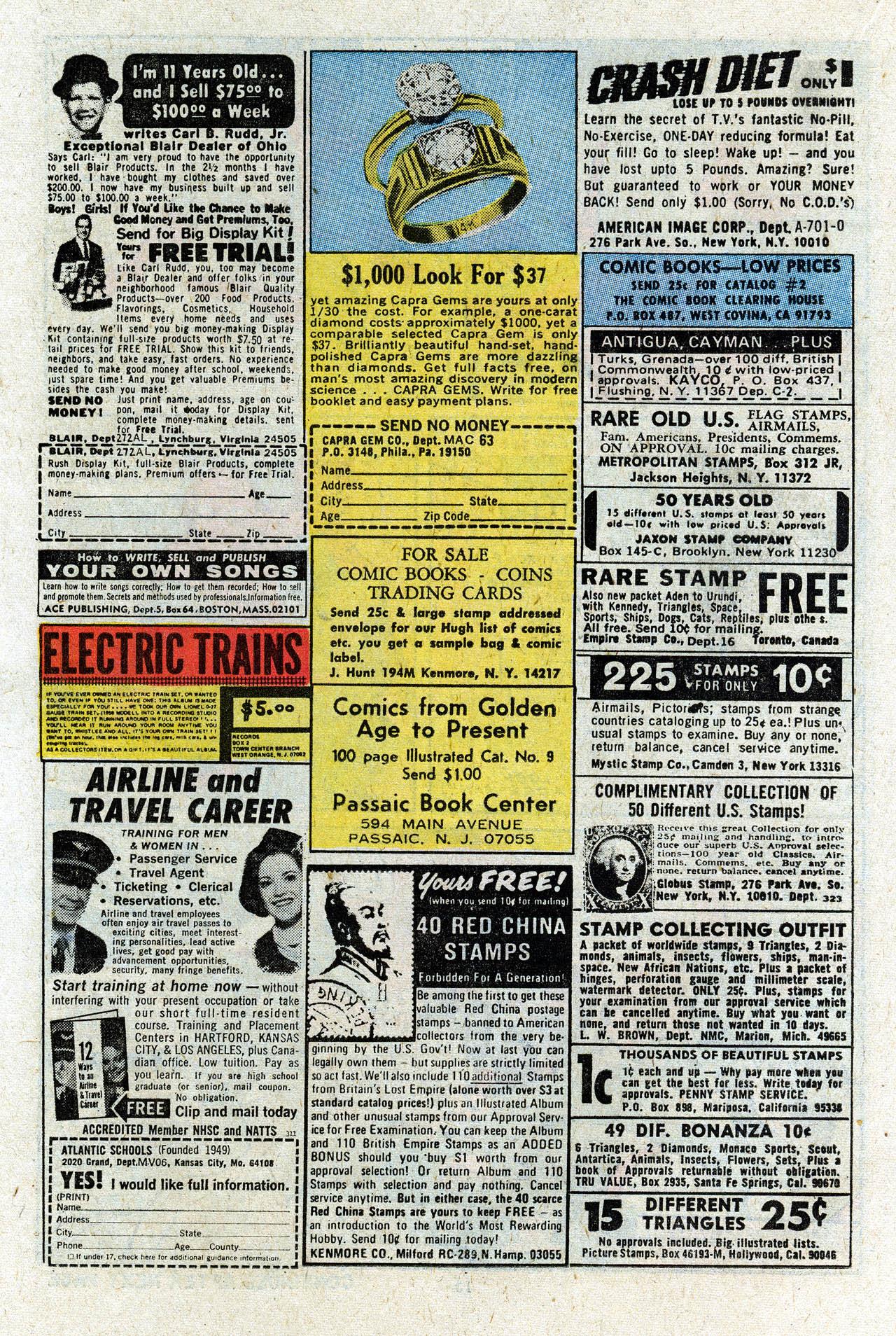 Read online Uncanny X-Men (1963) comic -  Issue #83 - 18