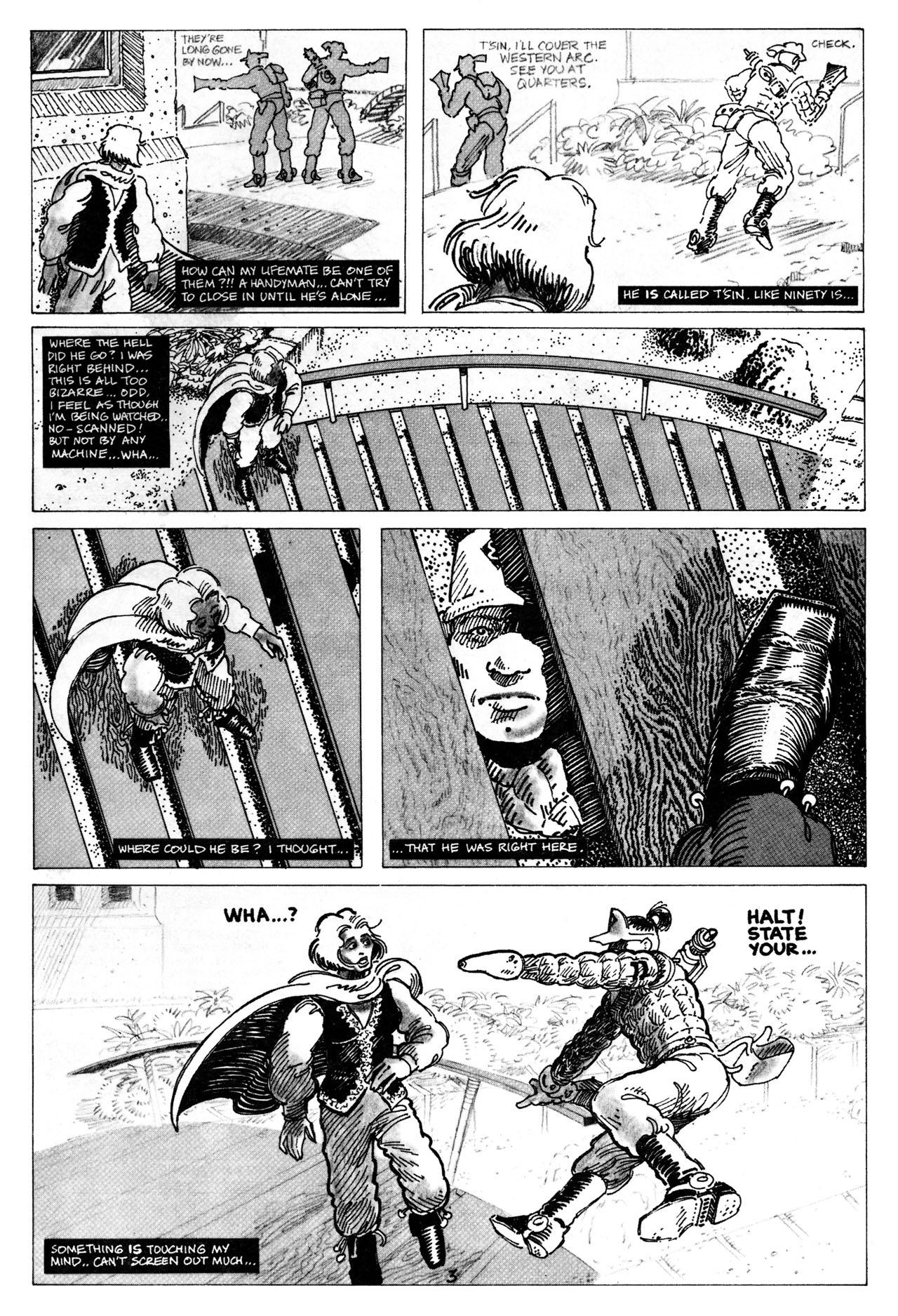 Read online Star*Reach comic -  Issue #16 - 5