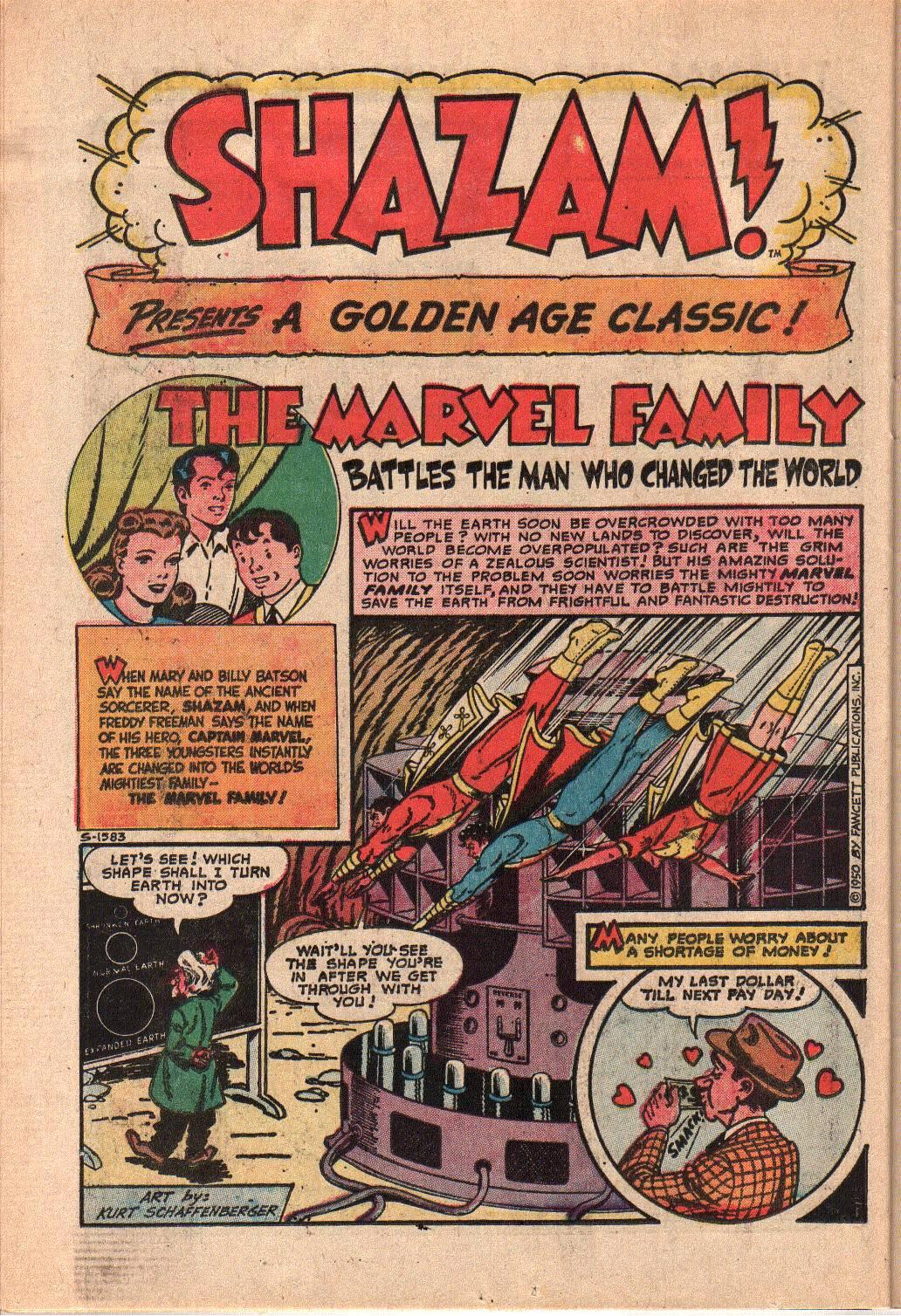 Read online Shazam! (1973) comic -  Issue #6 - 26
