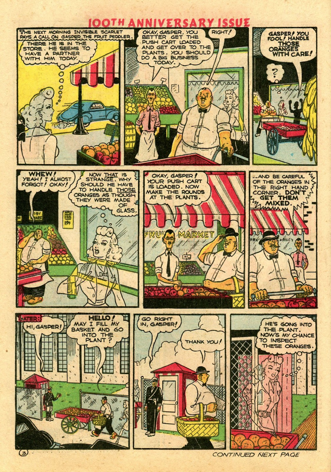 Read online Famous Funnies comic -  Issue #100 - 32