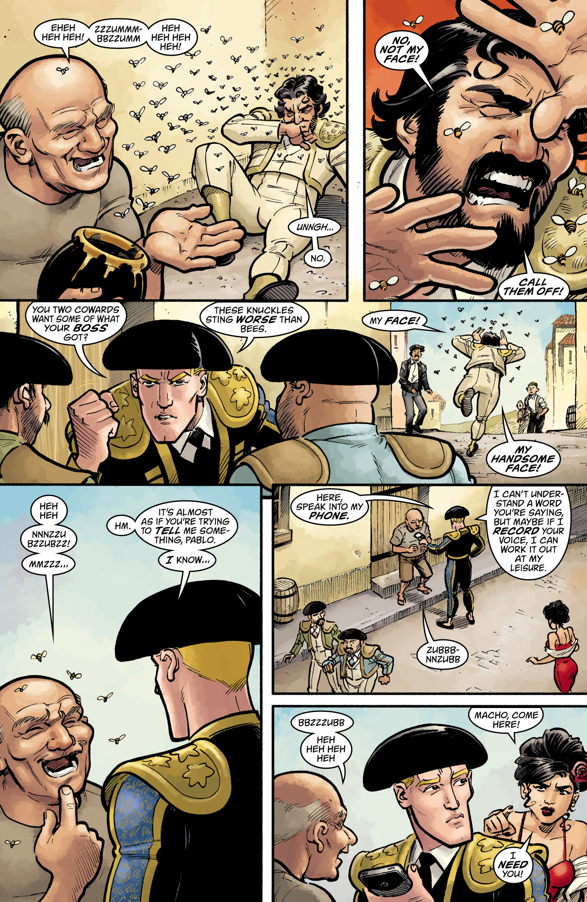 Read online Seaguy: The Slaves of Mickey Eye comic -  Issue #2 - 22