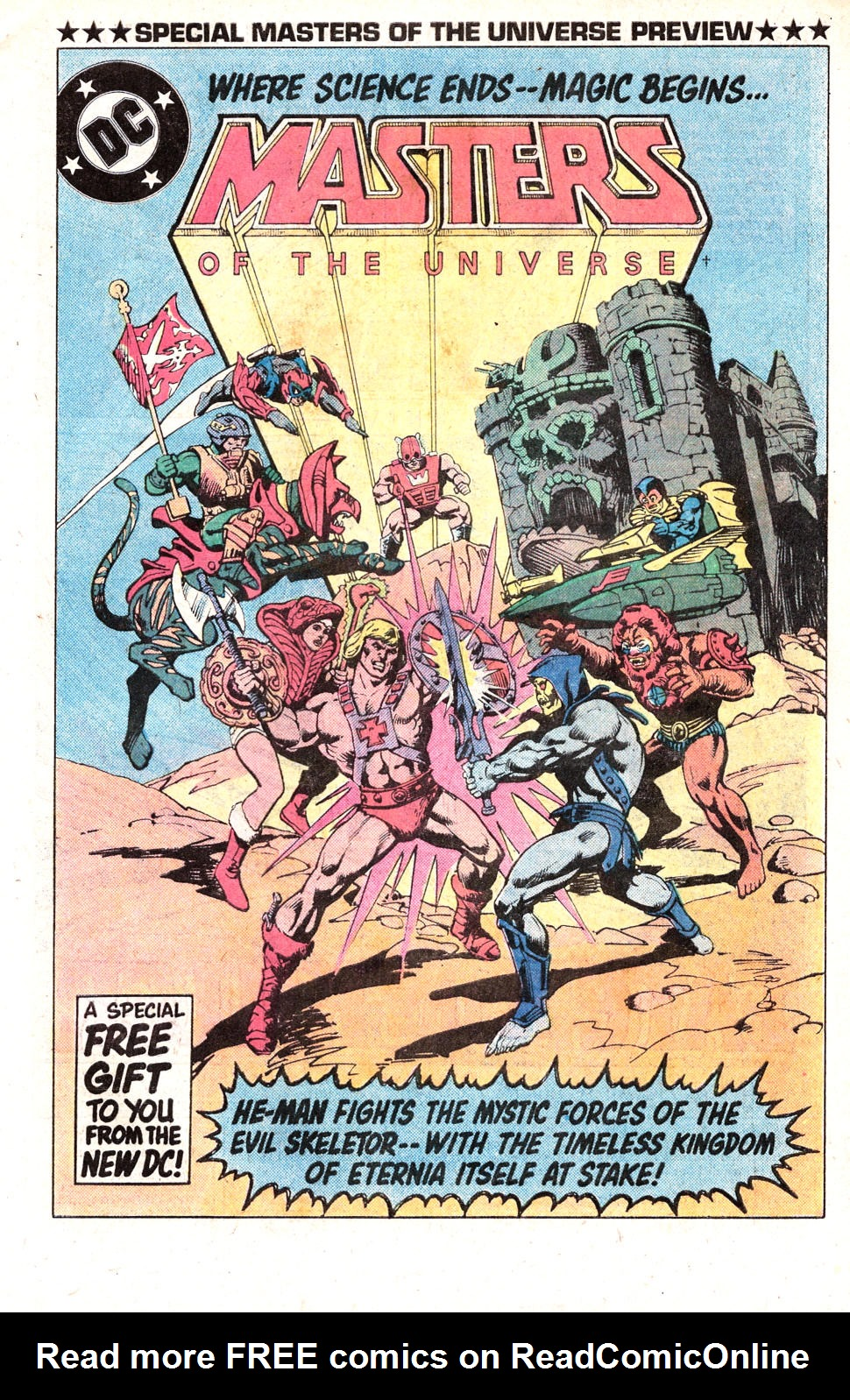 Read online All-Star Squadron comic -  Issue #15 - 18