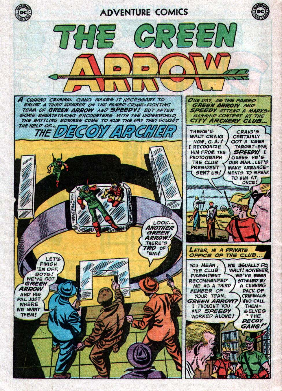 Read online Adventure Comics (1938) comic -  Issue #223 - 28