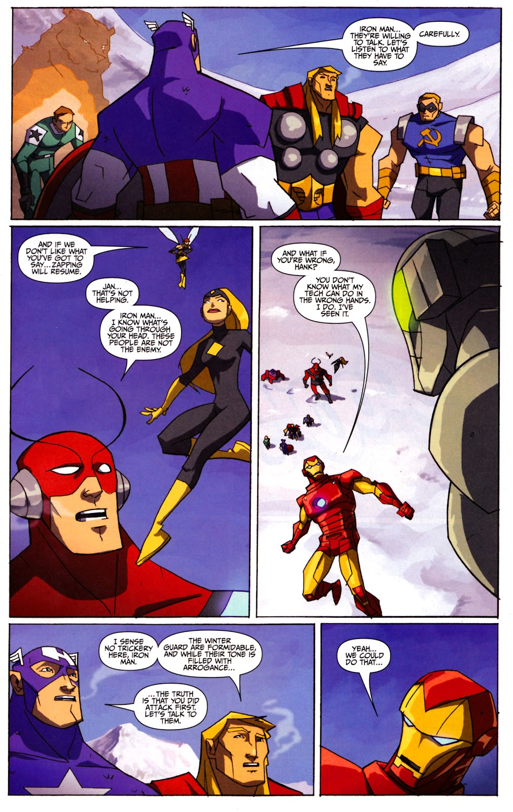 Avengers: Earth's Mightiest Heroes (2011) Issue #2 #2 - English 11