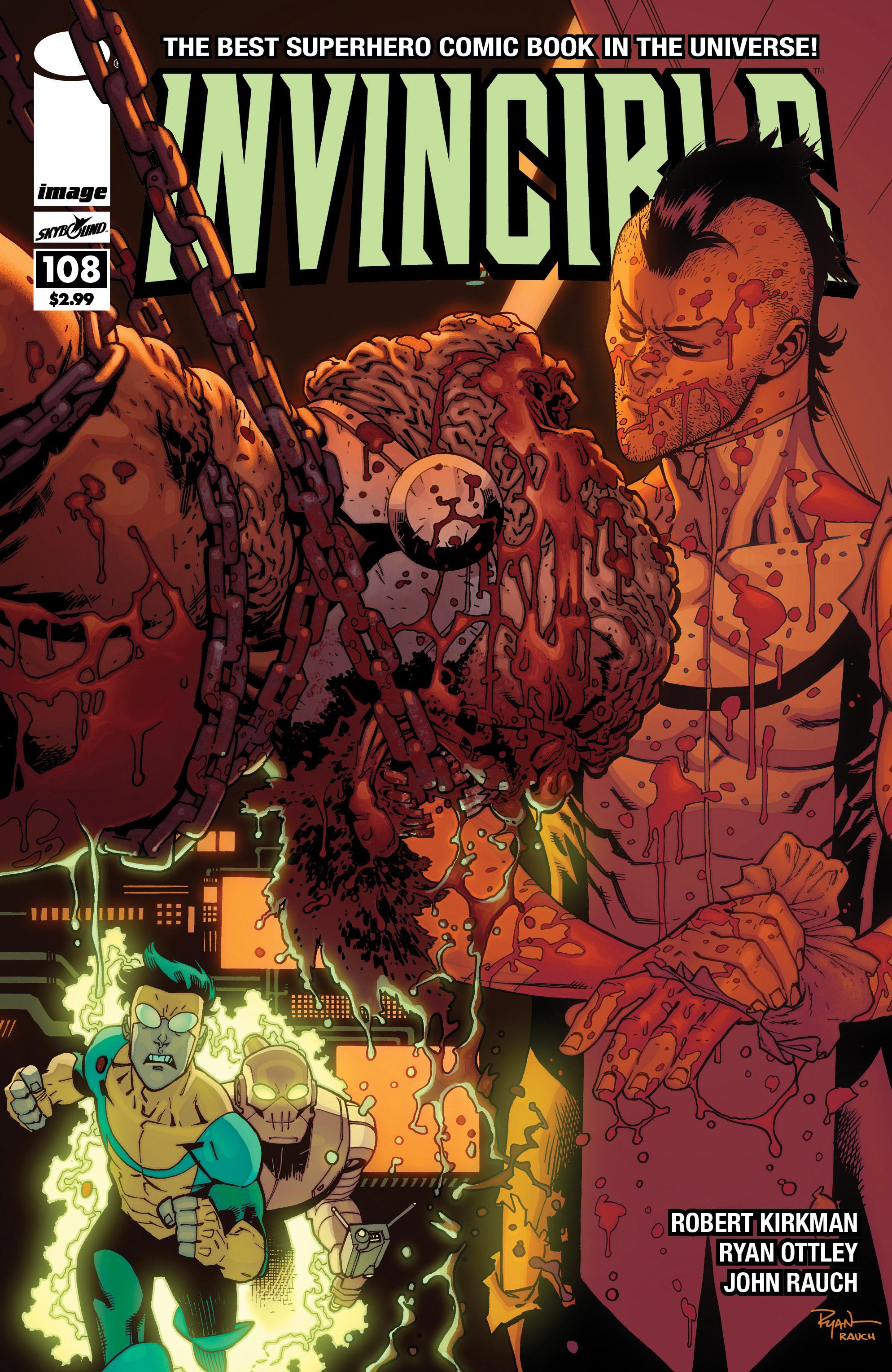 Invincible 108 Page 1