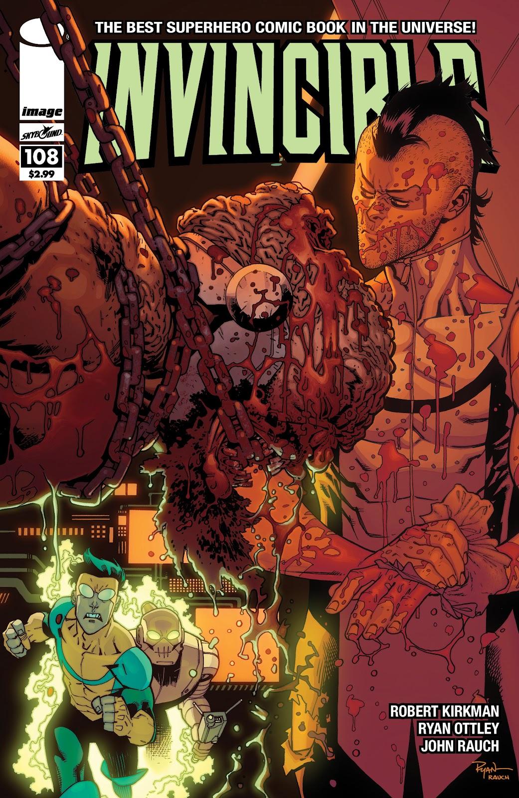 Invincible (2003) 108 Page 1