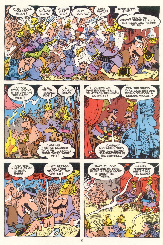 Read online Sergio Aragonés Groo the Wanderer comic -  Issue #100 - 11