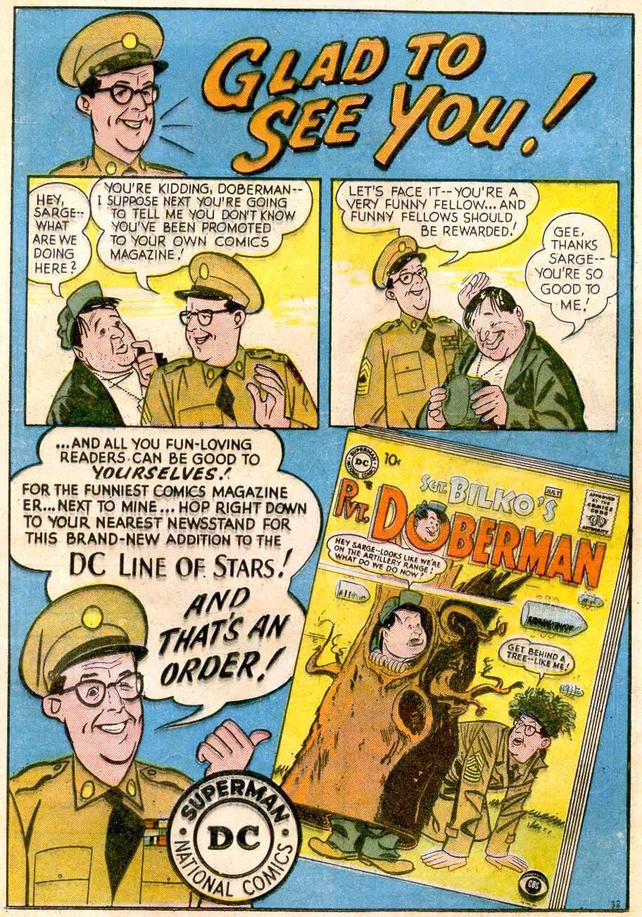 Read online Adventure Comics (1938) comic -  Issue #249 - 25