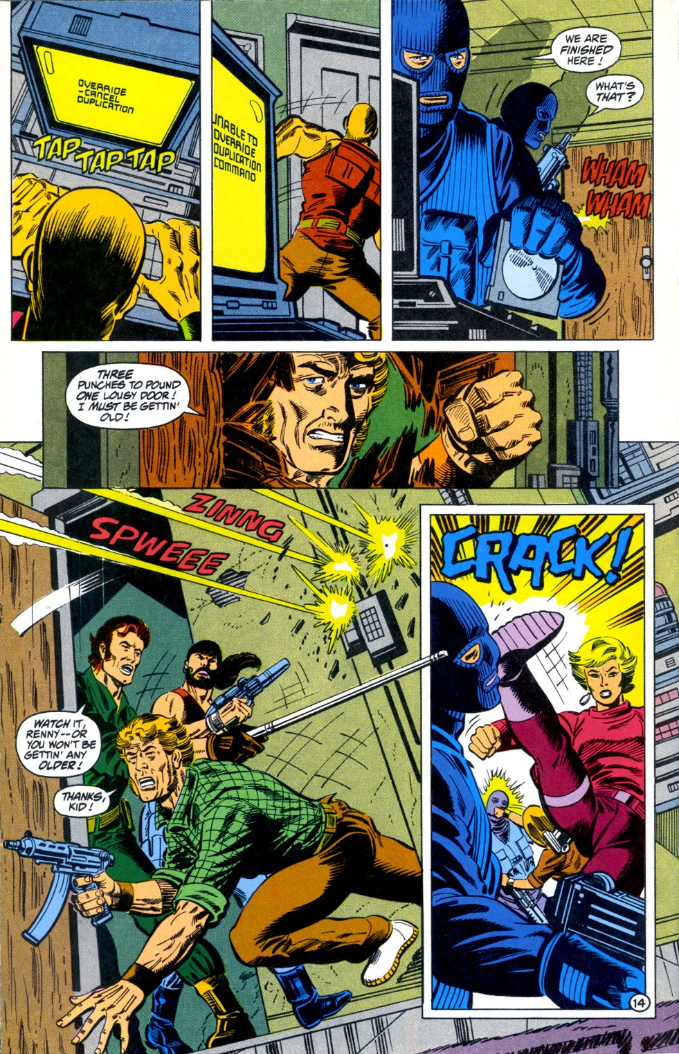 Doc Savage (1988) issue 11 - Page 16