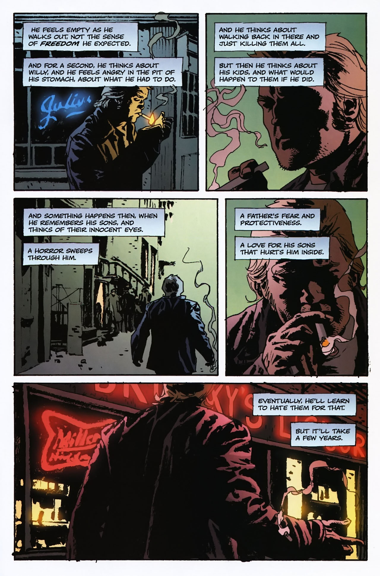 Read online Criminal (2008) comic -  Issue #2 - 32