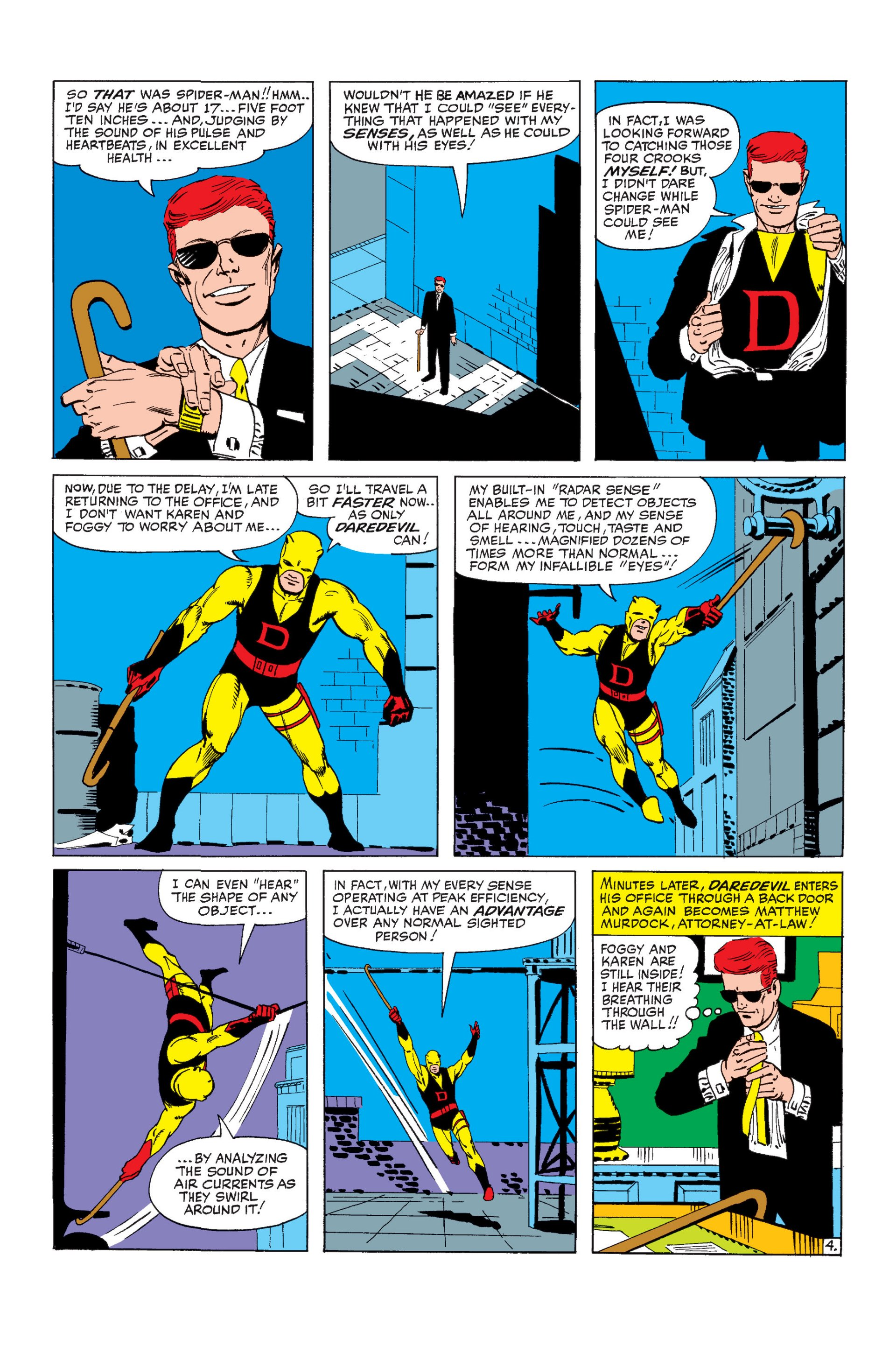 The Amazing Spider-Man (1963) 16 Page 4