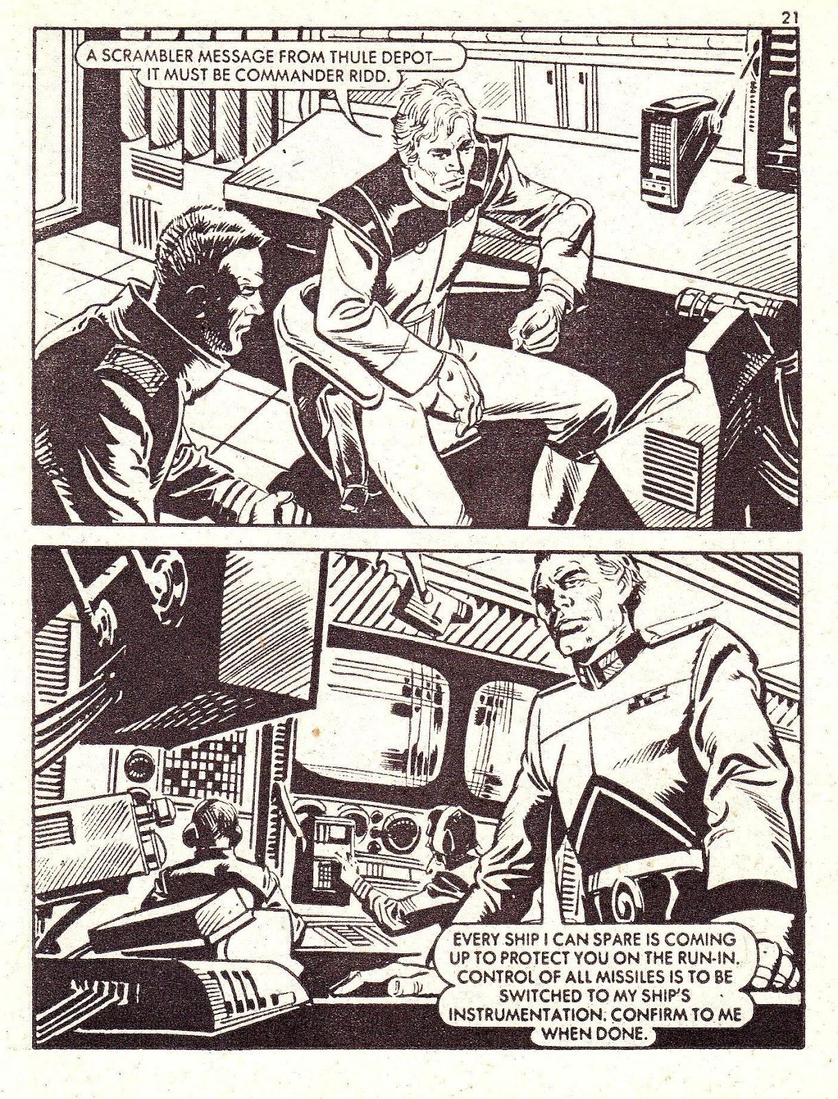 Starblazer issue 72 - Page 21