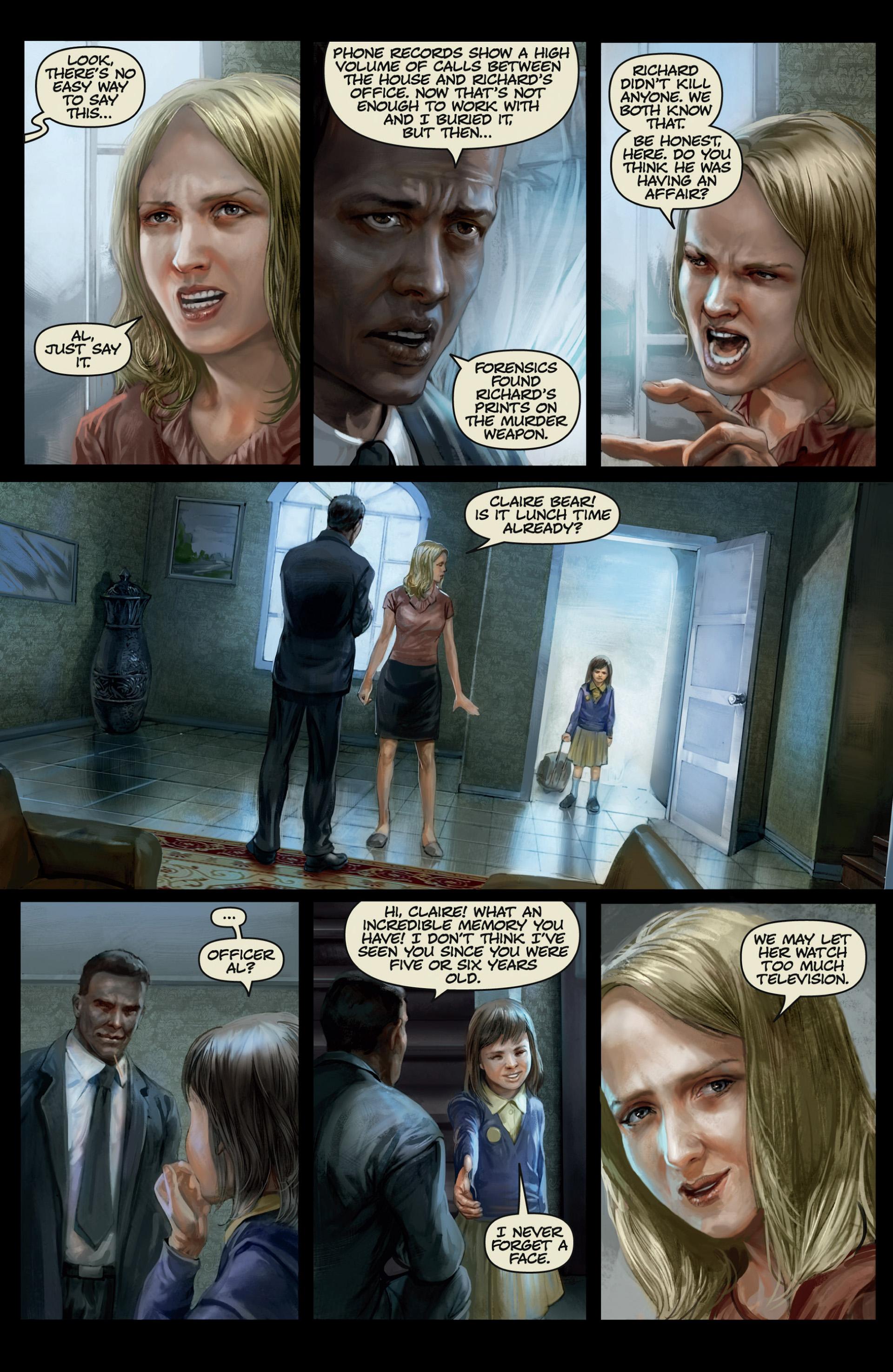 Read online Abattoir comic -  Issue #3 - 4