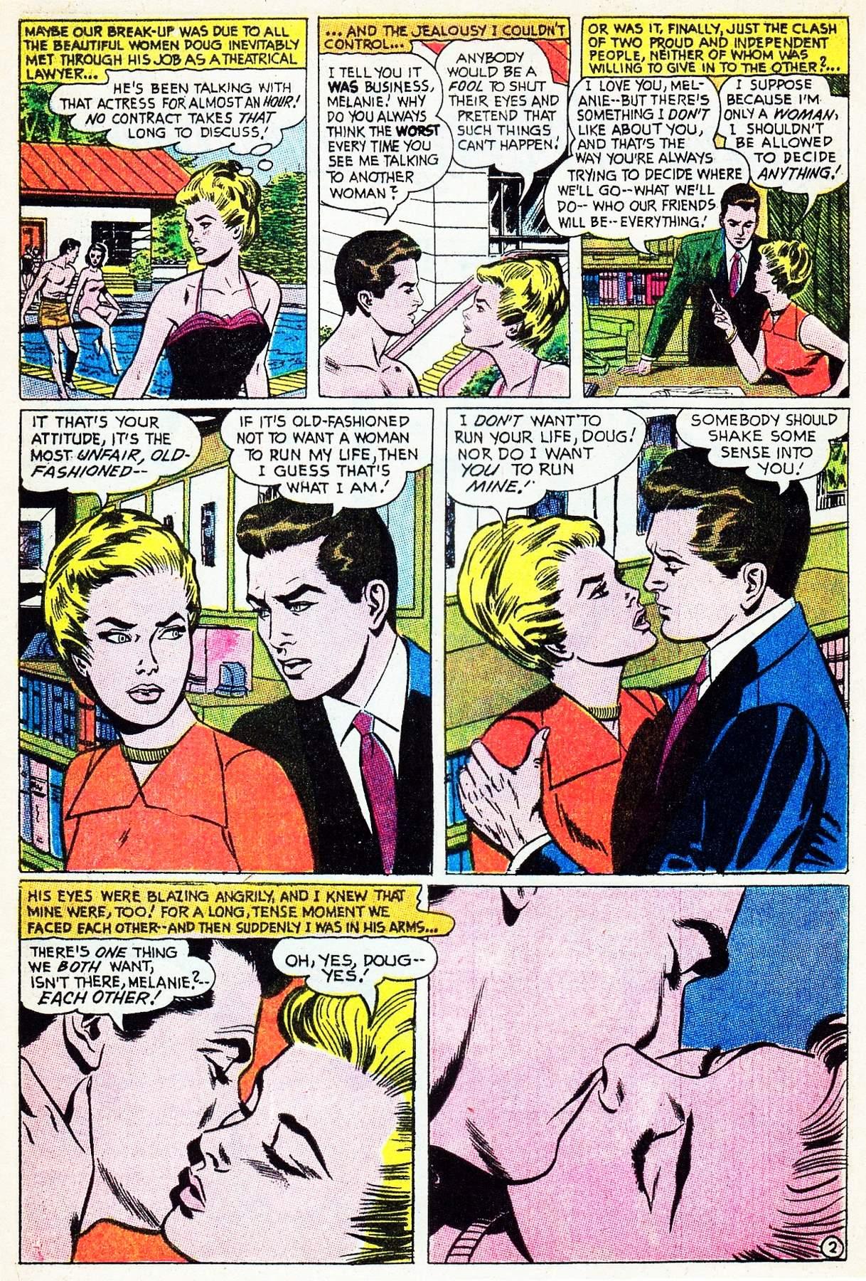 Read online Secret Hearts comic -  Issue #133 - 8