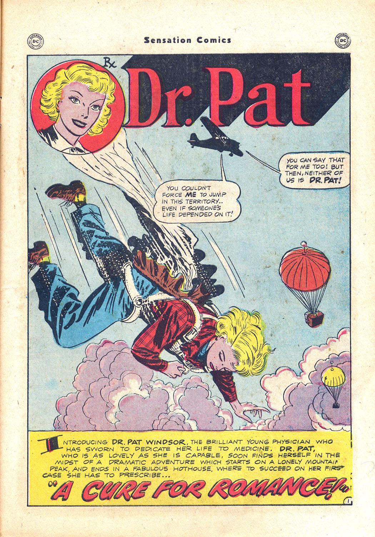 Read online Sensation (Mystery) Comics comic -  Issue #94 - 39