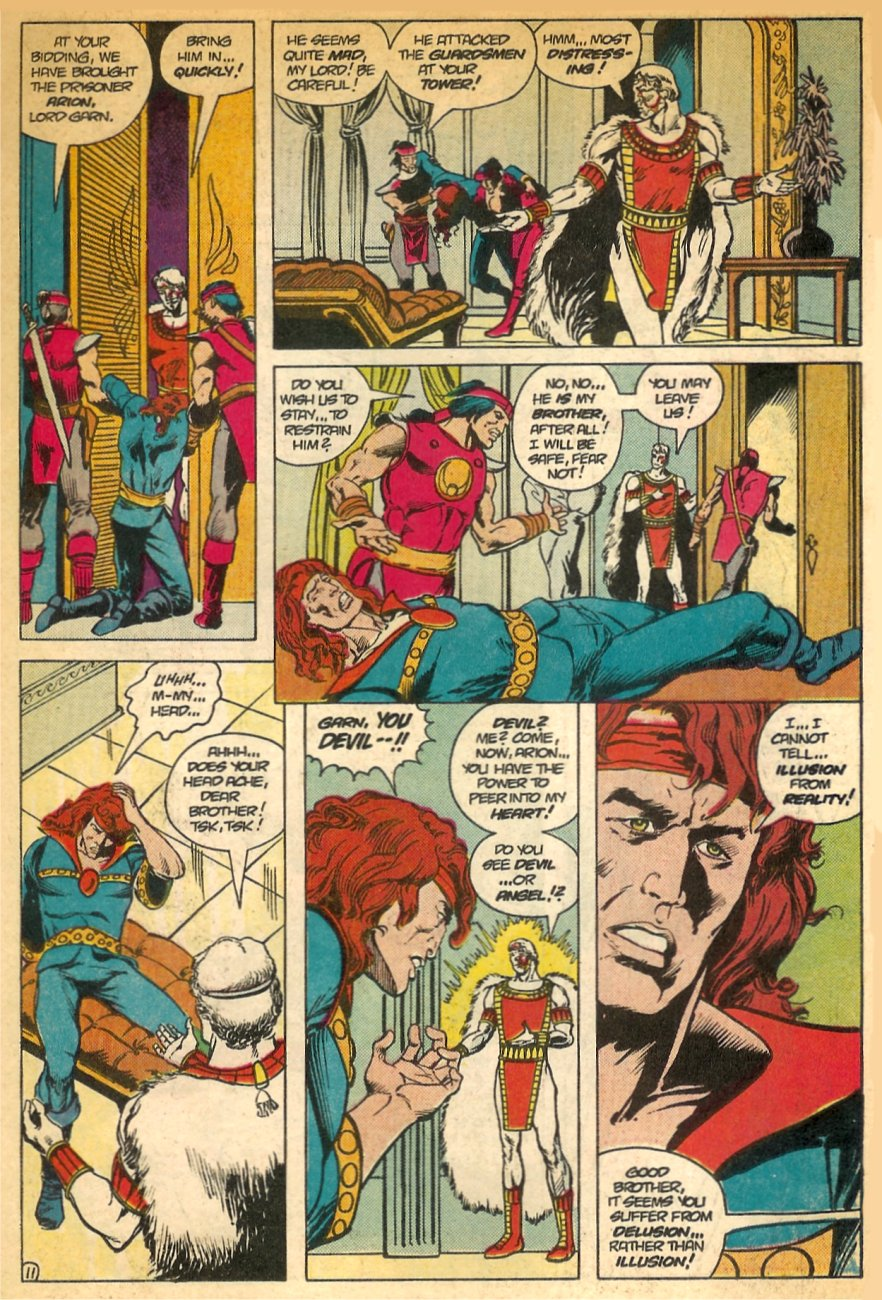 Read online Arion, Lord of Atlantis comic -  Issue #24 - 12
