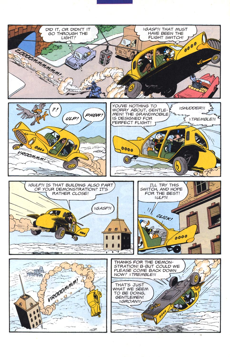 Read online Uncle Scrooge (1953) comic -  Issue #299 - 26