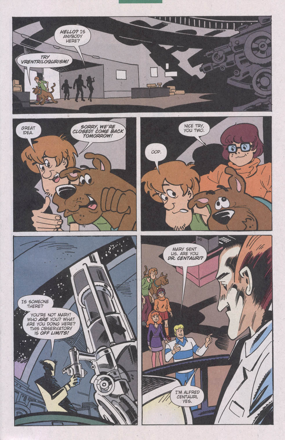 Read online Scooby-Doo (1997) comic -  Issue #77 - 9