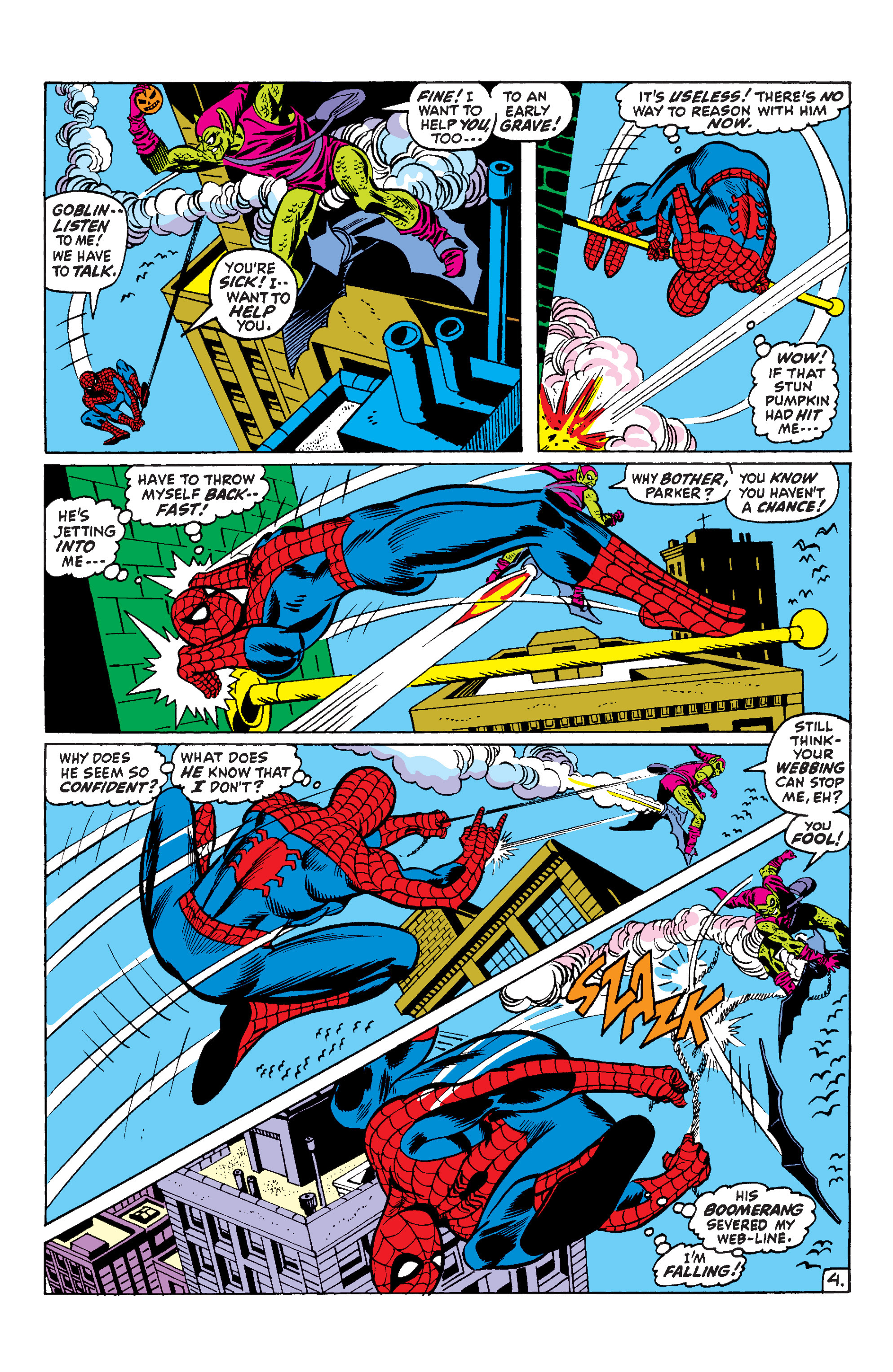 The Amazing Spider-Man (1963) 97 Page 4