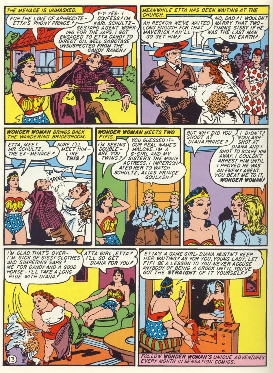 Read online Sensation (Mystery) Comics comic -  Issue #16 - 15