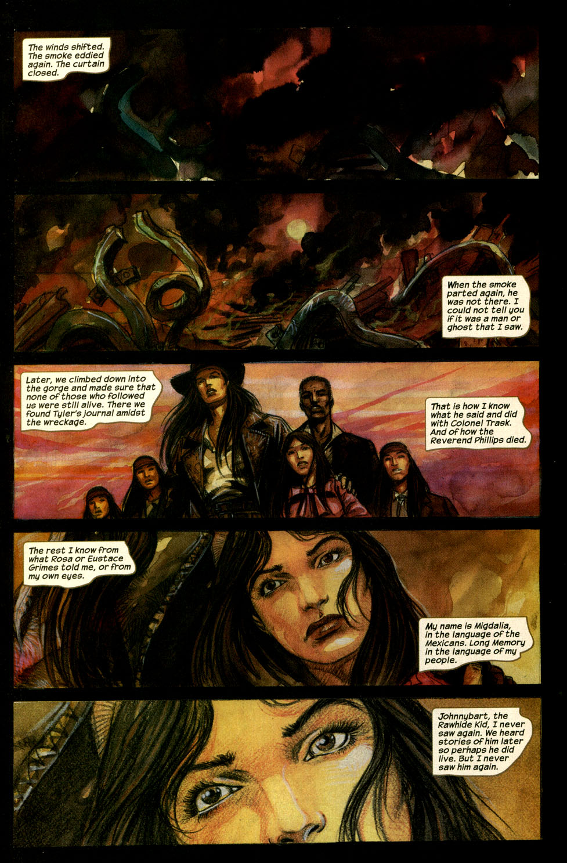 Read online Apache Skies comic -  Issue #4 - 23