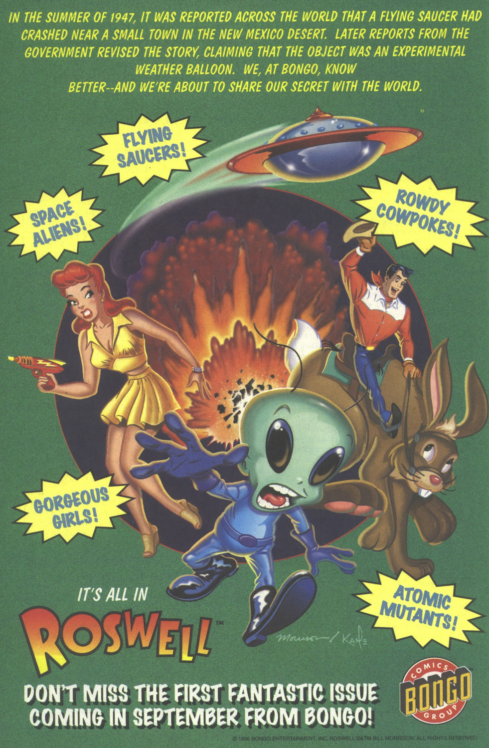 Read online Simpsons Comics comic -  Issue #23 - 24