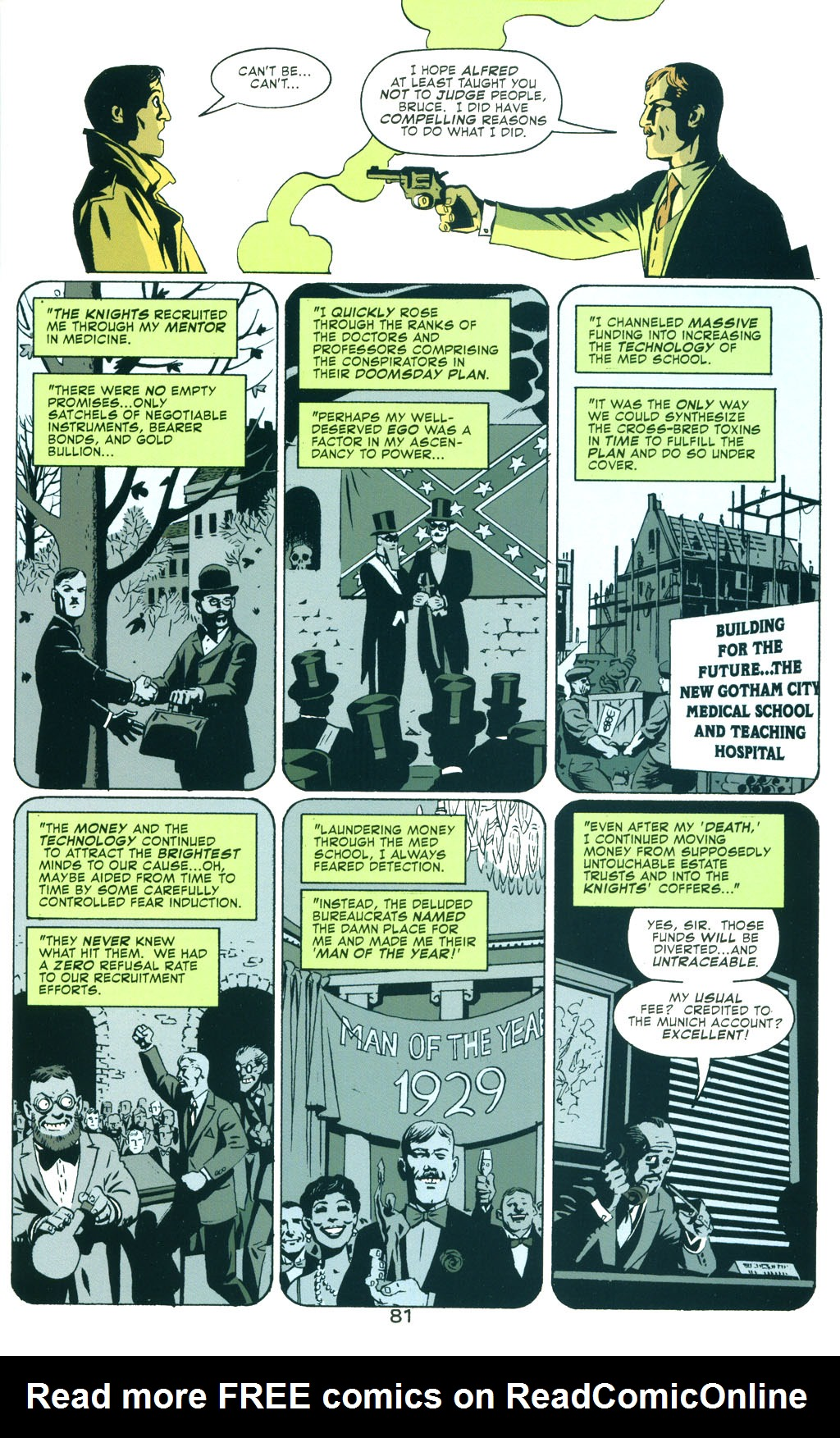 Read online Batman: Detective #27 comic -  Issue #27 TPB - 87