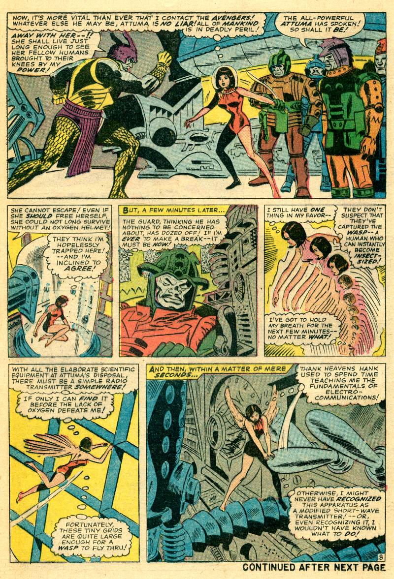 The Avengers (1963) 26 Page 11