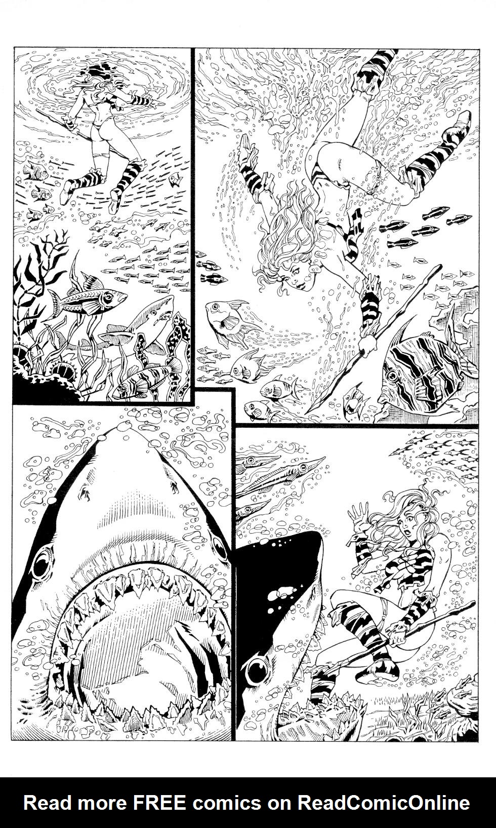 Read online Jungle Fantasy (2002) comic -  Issue #4 - 10