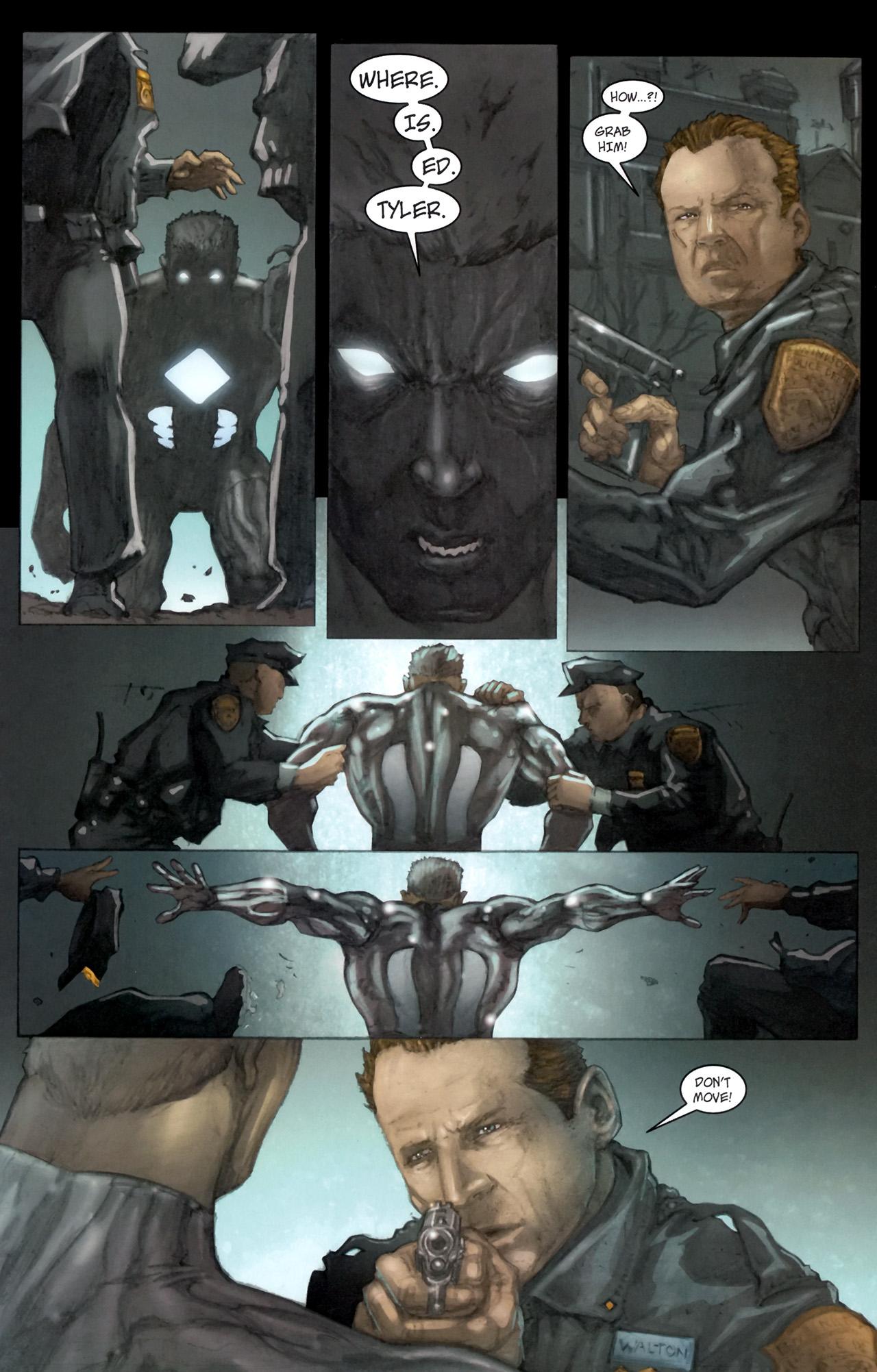 Read online Phoenix comic -  Issue #3 - 20
