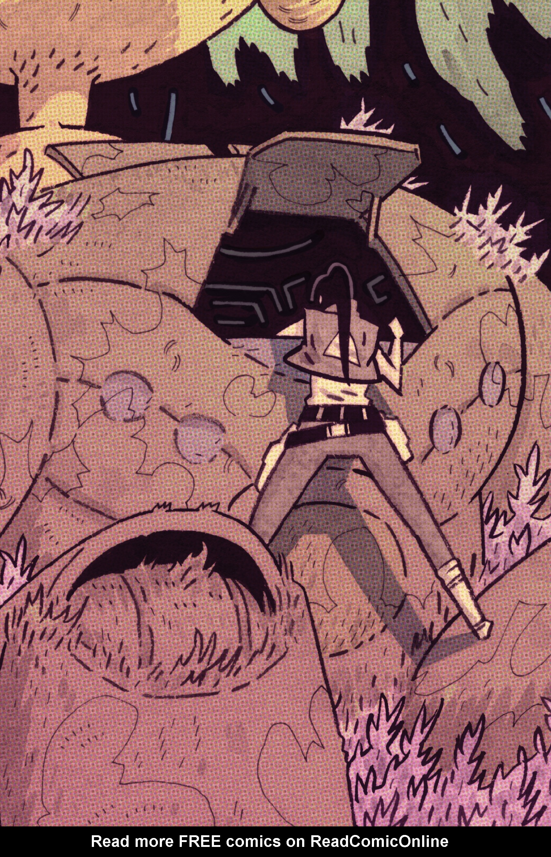 Read online ApocalyptiGirl: An Aria for the End Times comic -  Issue #ApocalyptiGirl: An Aria for the End Times Full - 7