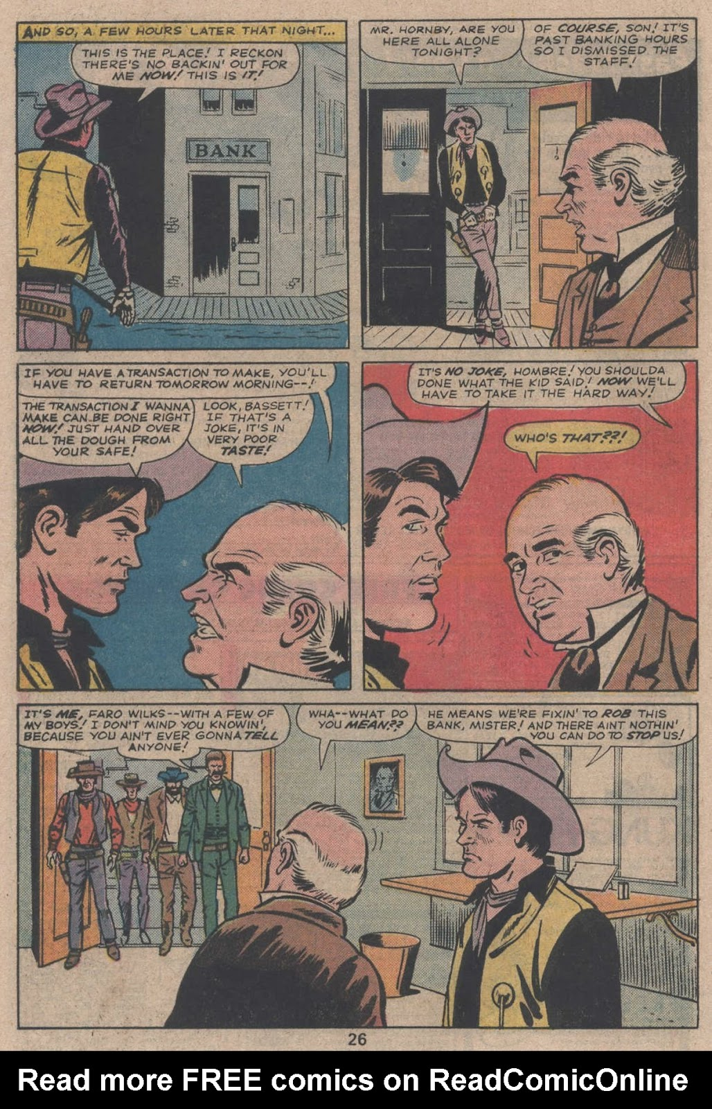 Kid Colt Outlaw issue 195 - Page 28