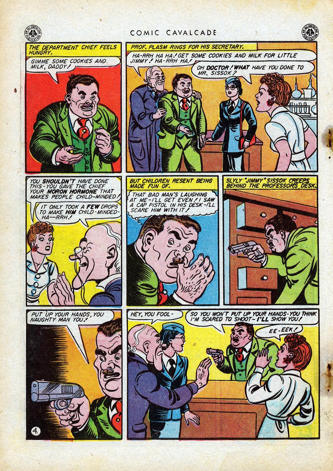 Comic Cavalcade issue 10 - Page 6