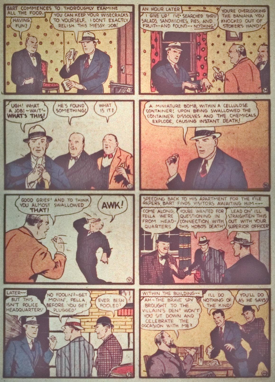 Read online Detective Comics (1937) comic -  Issue #27 - 27