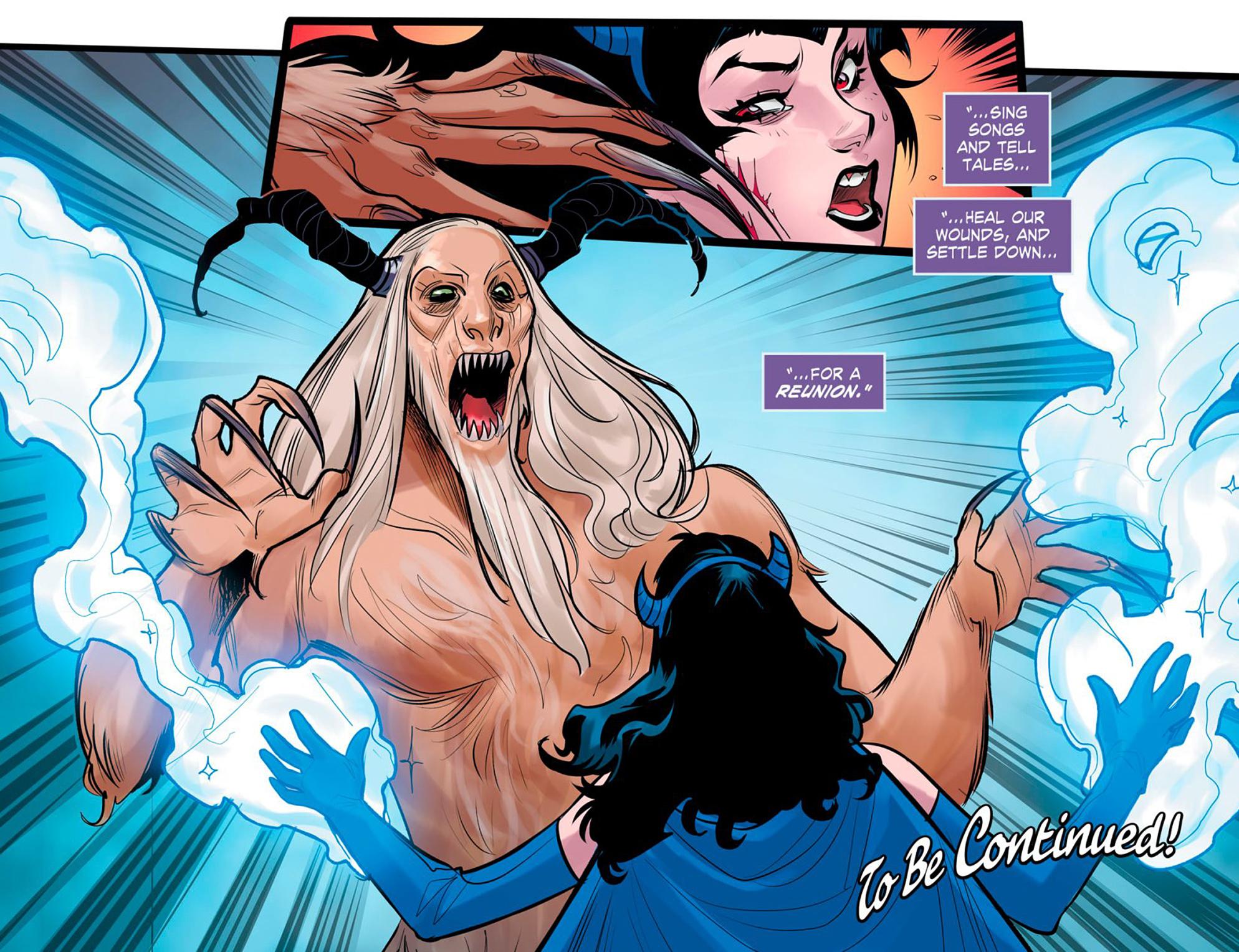 Read online DC Comics: Bombshells comic -  Issue #95 - 23