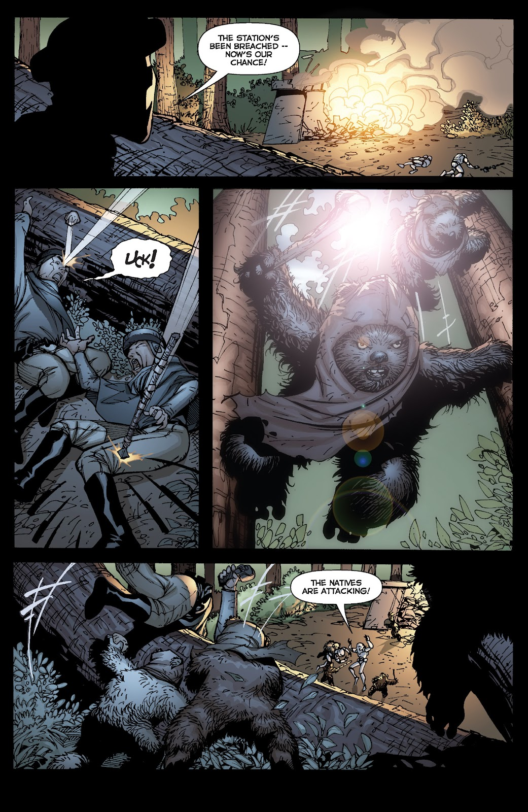 Read online Star Wars Legends: Infinities - Epic Collection comic -  Issue # TPB (Part 3) - 75