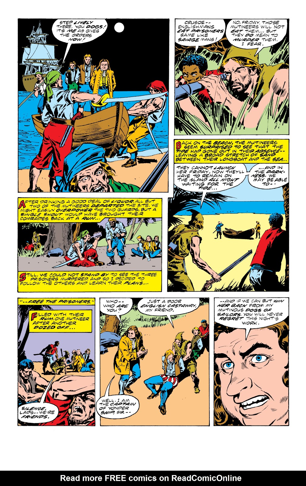 Marvel Classics Comics Series Featuring issue 19 - Page 42